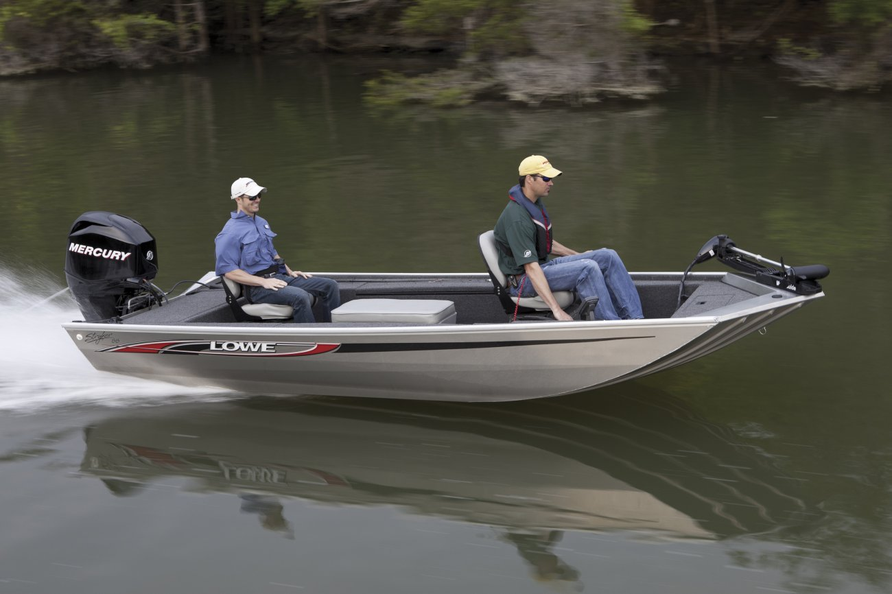 Stryker 16 ss for Freshwater fishing boats