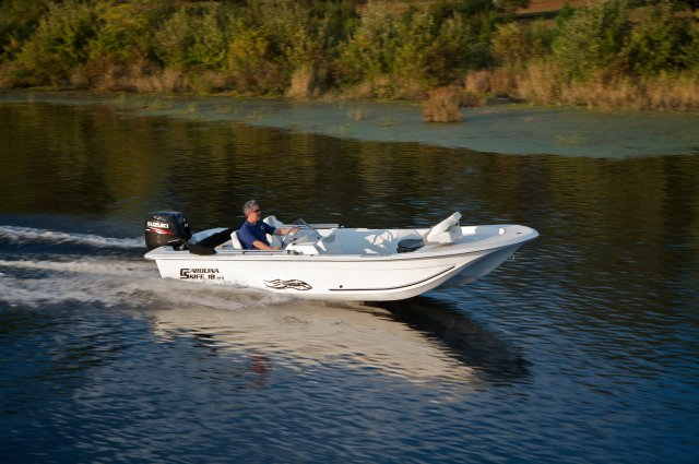 Nautic Star Boats >> New 2012 Carolina Skiff 16 SC JVX For Sale