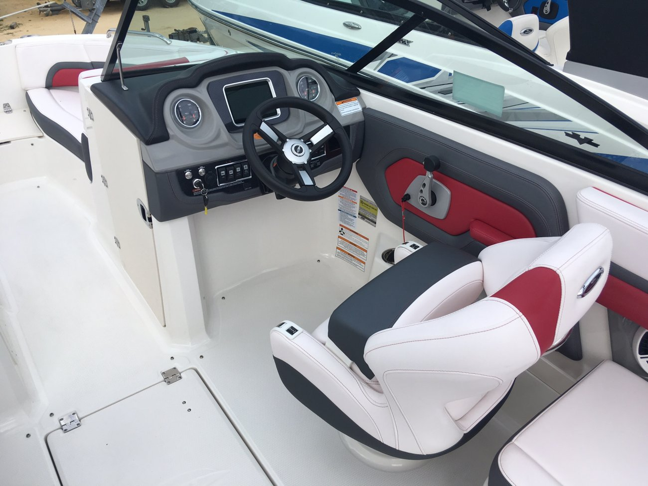 New 2019 Vortex Jet Boats 223 VRX For Sale