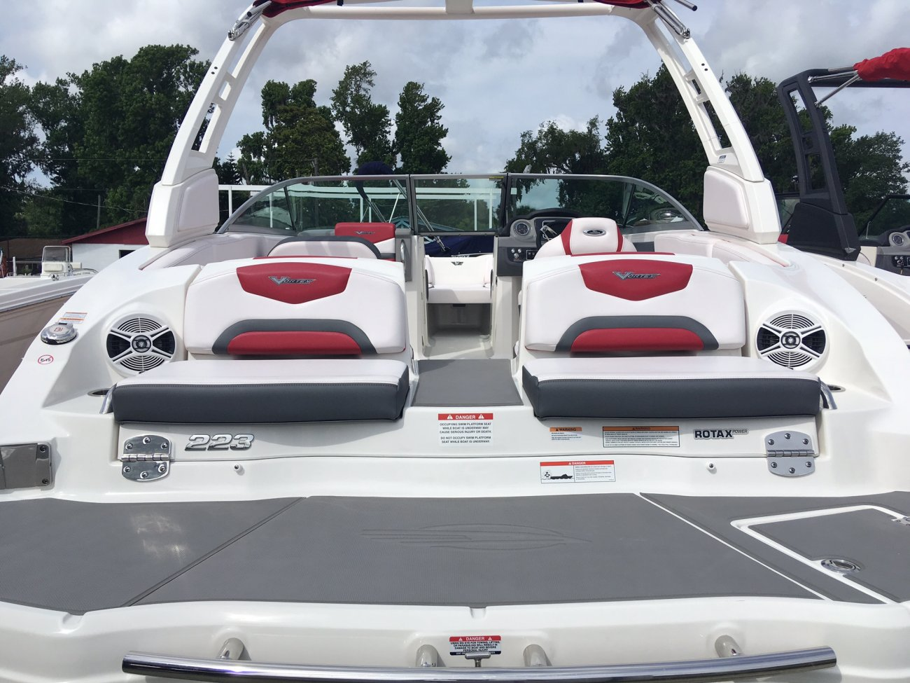 A 223 VR is a Power and could be classed as a Fish and Ski, Jet Boat, Ski Boat, Wakeboard Boat,  or, just an overall Great Boat!
