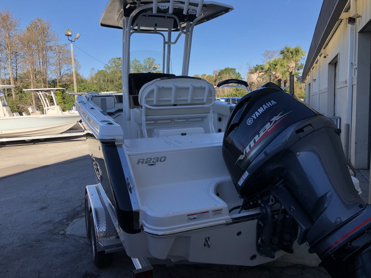 A 230 Center Console is a Power and could be classed as a Center Console,  or, just an overall Great Boat!